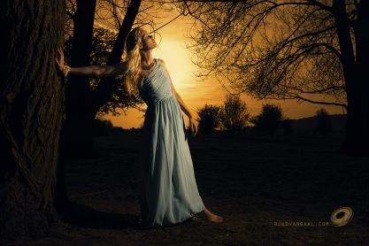 Sunset fairytale